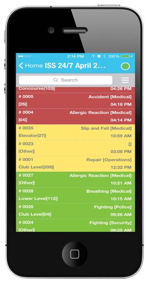 incident management system mobile app