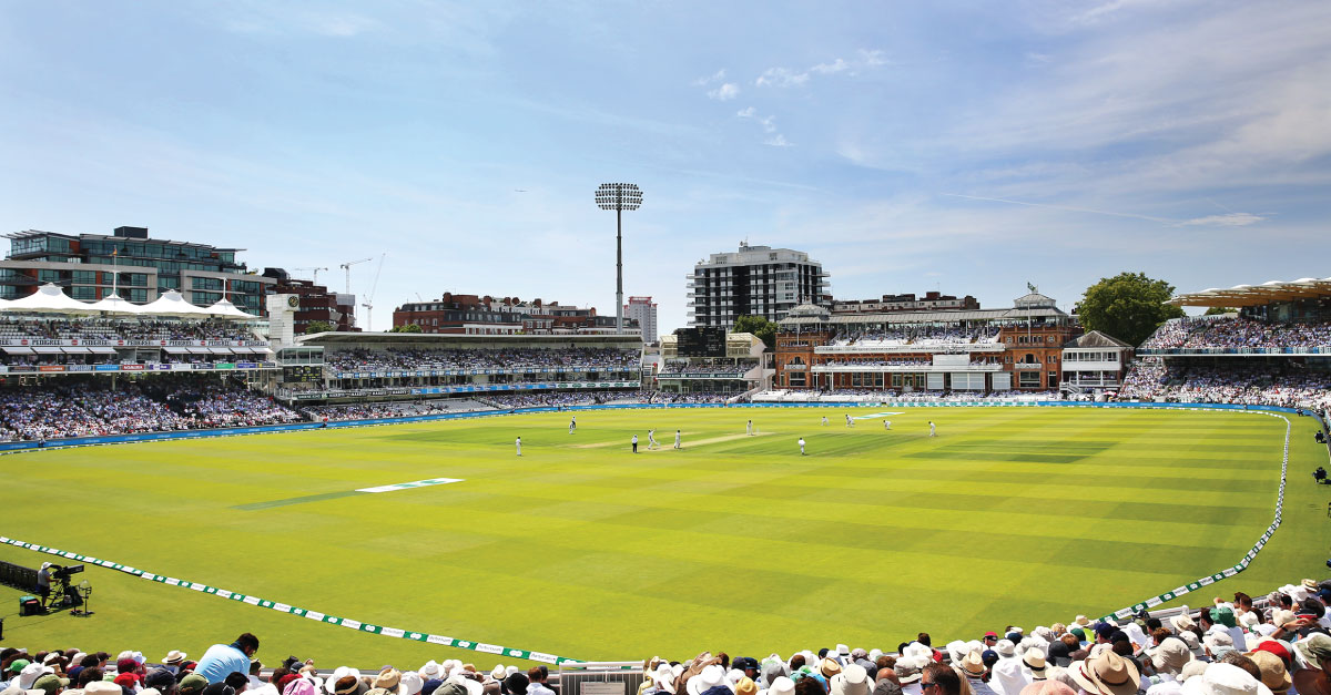 Lord's Cricket Ground summer 2019 (CS) - © MCC