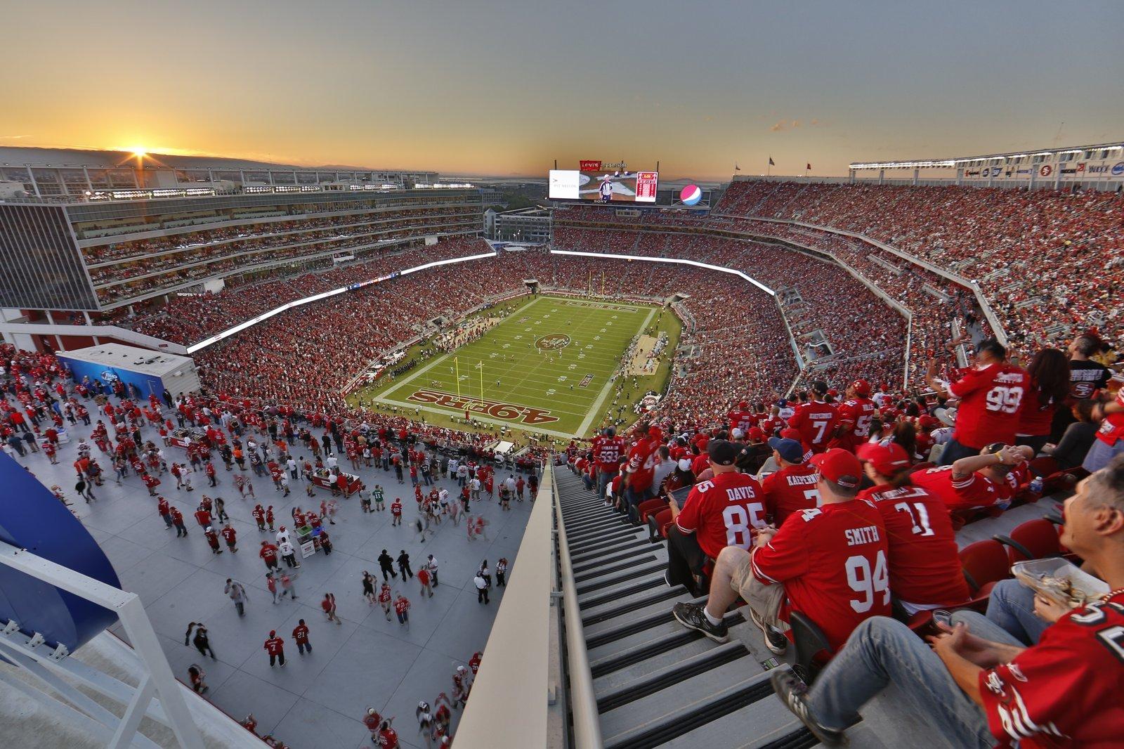 San Francisco 49ers and Levi's® Stadium