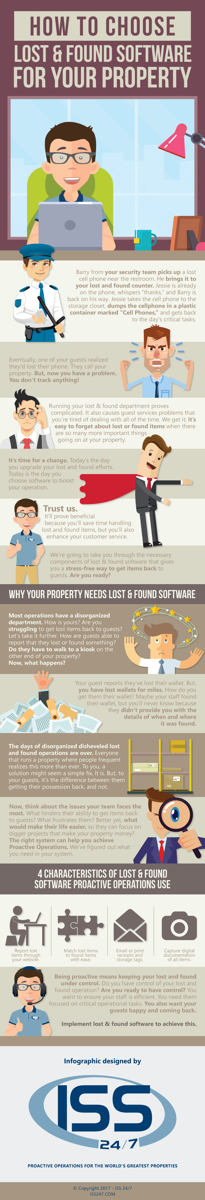 How to Choose Lost & Found Software for Your Property