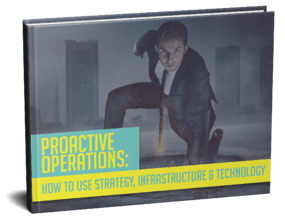 Proactive Operations: How to Use Strategy, Infrastructure & Technology Free eBook