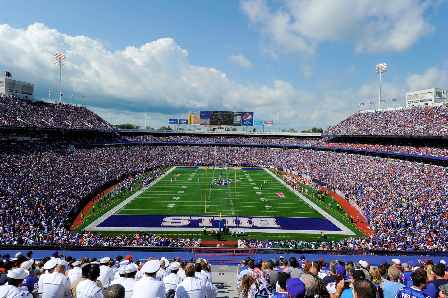 Buffalo Bills Achieve 100% Incident Reporting via 24/7 Software From 2015 to Present