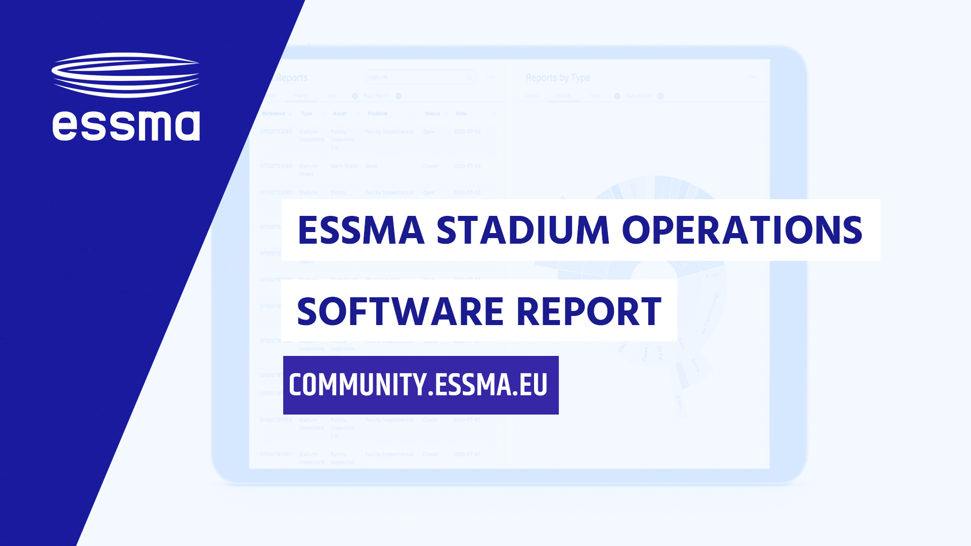 ESSMA Stadium Operations Software report