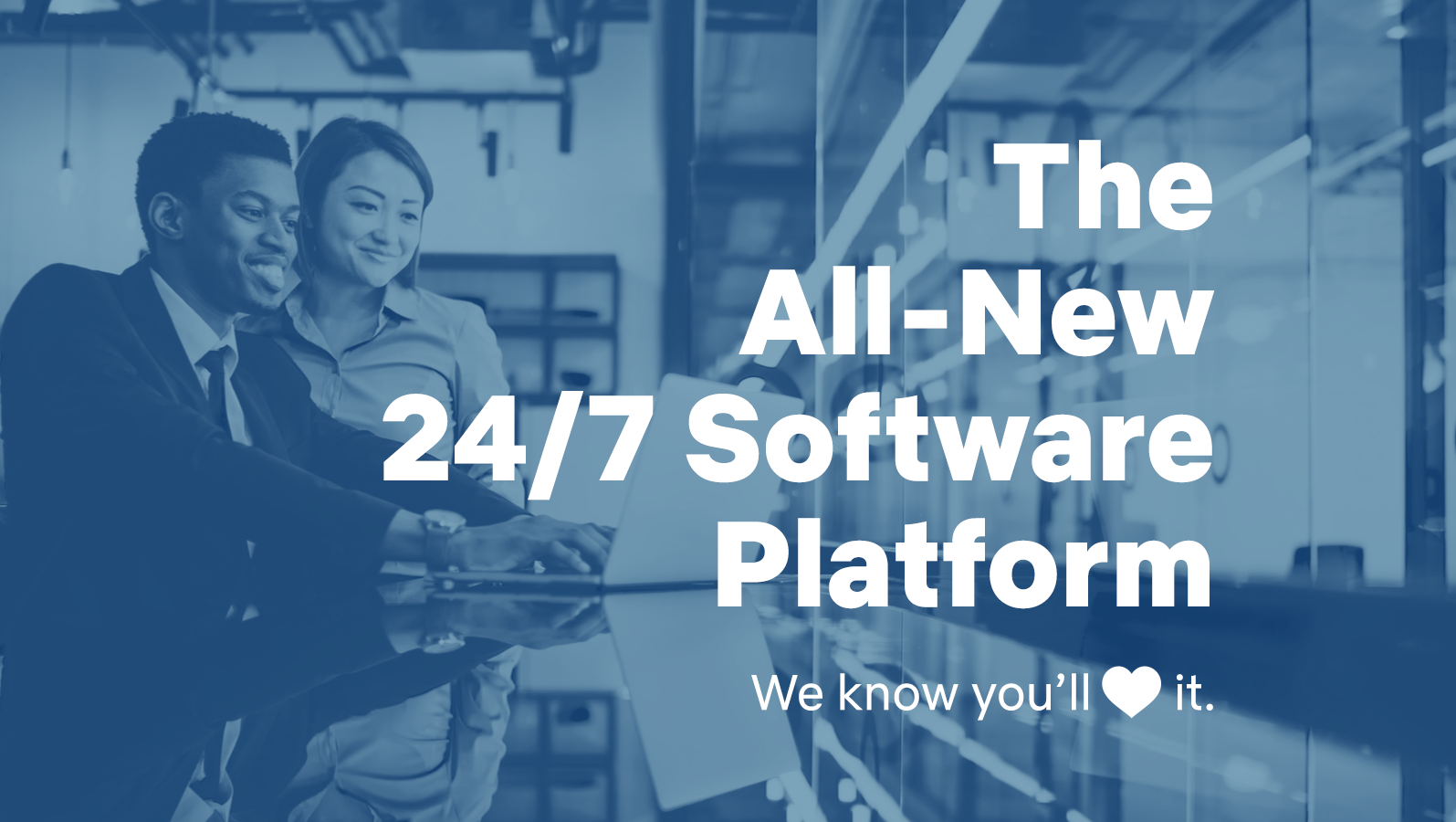 24/7 Software Launches Its All-New Platform