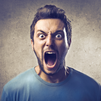 Portrait-of-a-young-man-screaming