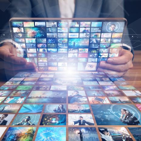 video hosting website. movie streaming service
