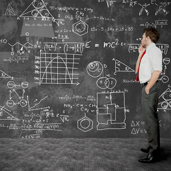 businessman-reading-analytics-equations-from-incident-reporting-software-on-a-chalk-board