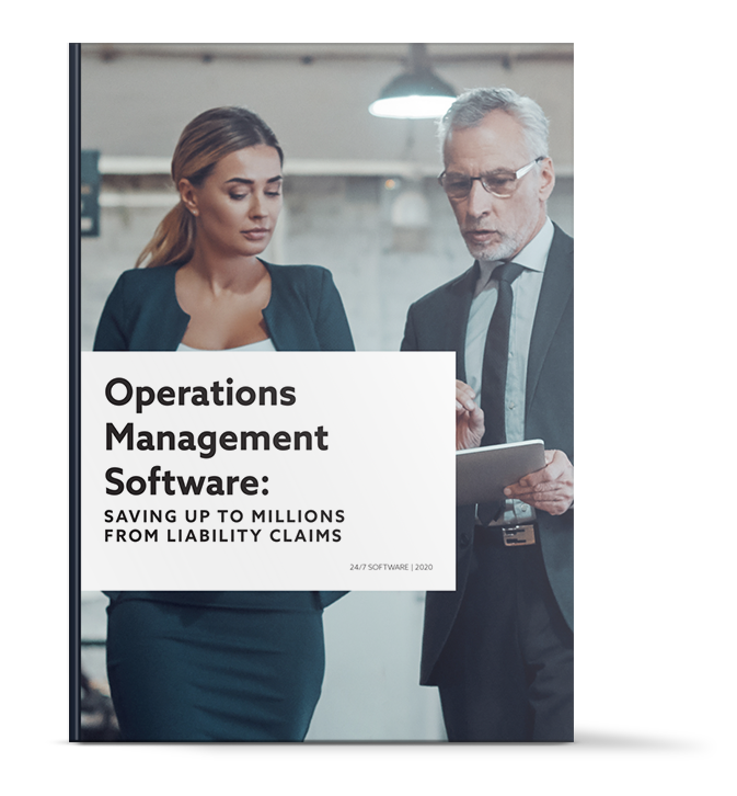 Operations Management Software: Saving up to Millions from Liability Claims